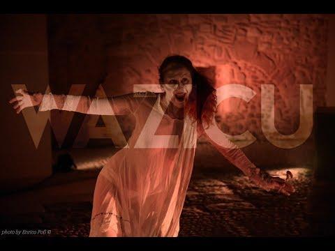 Wazicu - Butoh dance performance by Tina Besnard