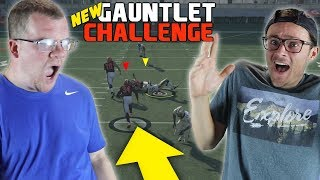 *NEW INSANE 2 PLAYER GAUNTLET CHALLENGE GETS HEATED!! Madden 18 Gauntlet