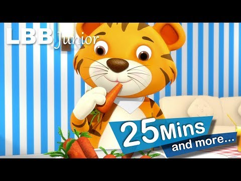 Noisy Food Fun   And Lots More Original Songs   From LBB Junior!