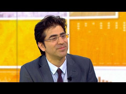 Afshin Molavi discusses Iran's economic future