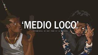 MEDIO LOCO - INSTRUMENTAL DE RAP USO LIBRE (PROD BY LA LOQUERA 2017)