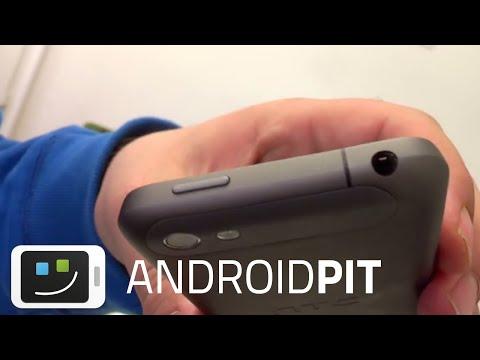 HTC One V Hands-On (Deutsch)