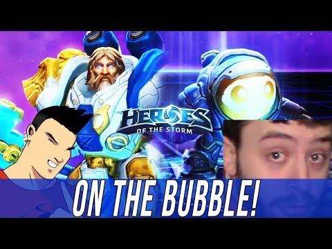 TEAM LE - ON THE BUBBLE! [Heroes Of The Storm]