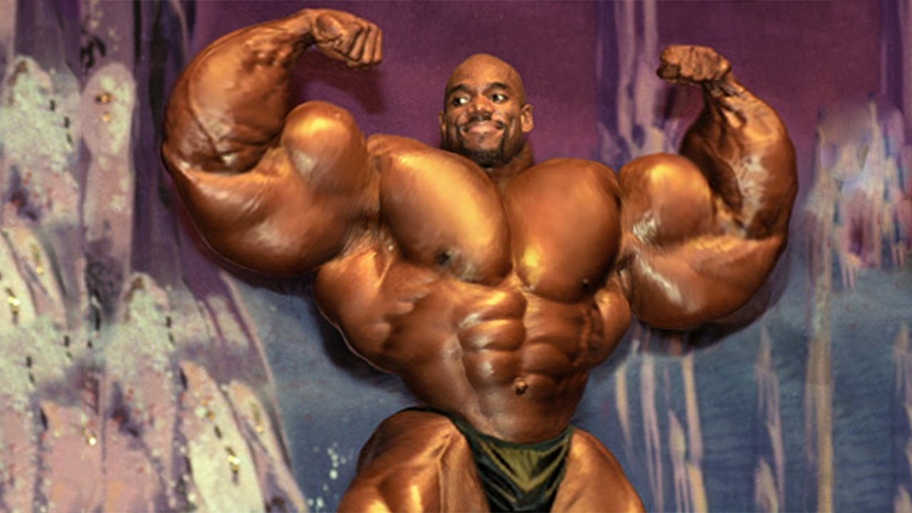 15 World's Biggest Body Builders In The World - Top 15