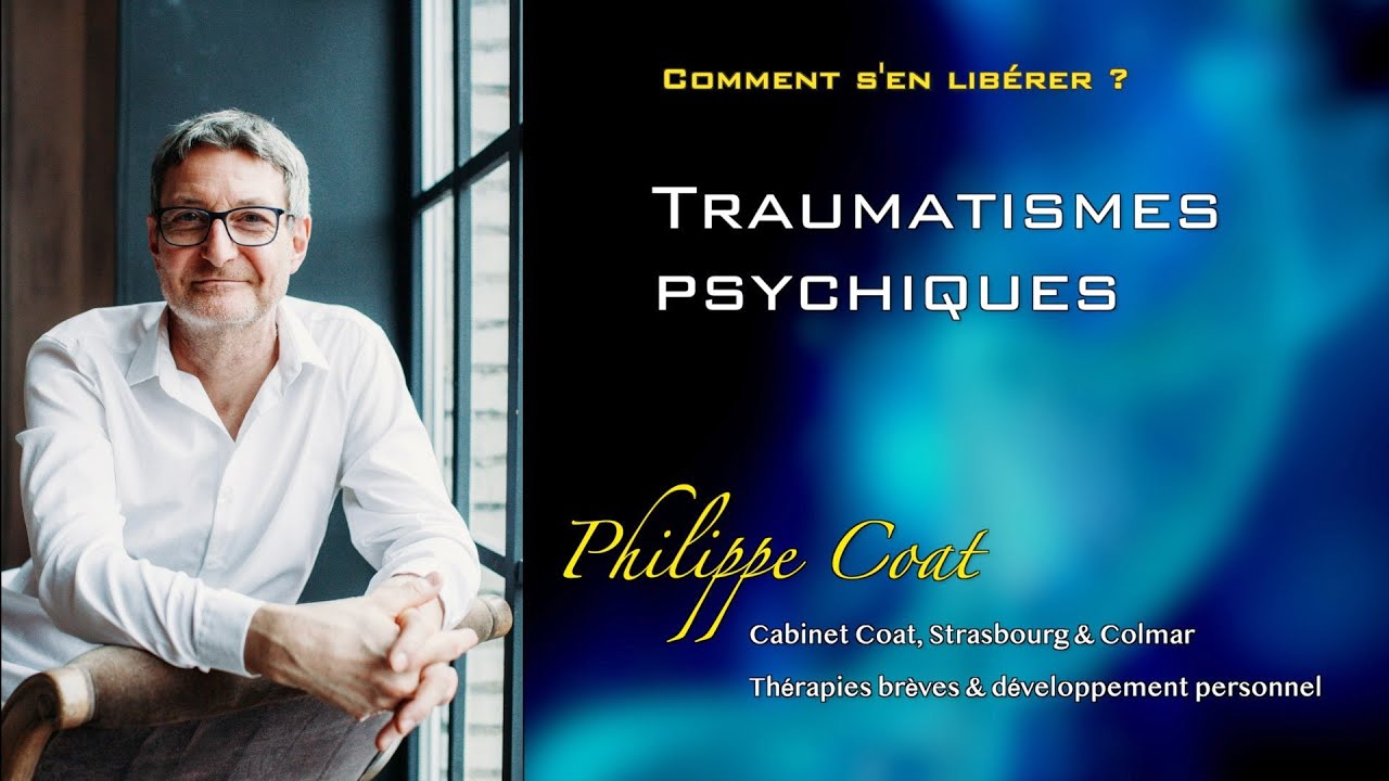 TRAUMATISMES - Philippe COAT - Conférence