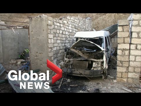 Nagorno-Karabakh conflict: Humanitarian crisis feared as ceasefire buckles