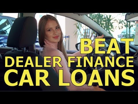 """TOP 10 TIPS - BEAT the CAR DEALER FINANCE OFFICE -Best """"How to"""" Auto F&I advice"""