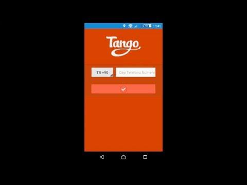 Android Cihazlara Tango Indir Nasıl Yapılır?