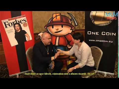 Juha Parhiala, Interview   OneCoin