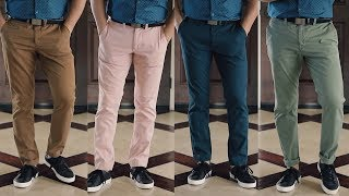 Are These Chino's Best For You?  Fashion Over 40