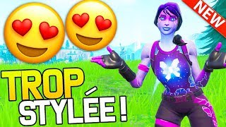 VOICI THE NEW SKIN FAVORITE PROS ON FORTNITE!
