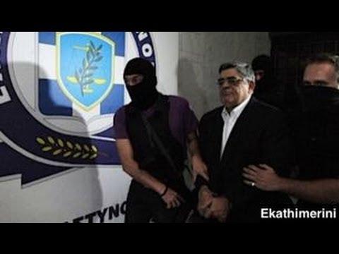 Greek Police Arrest Leaders of Radical Golden Dawn Party