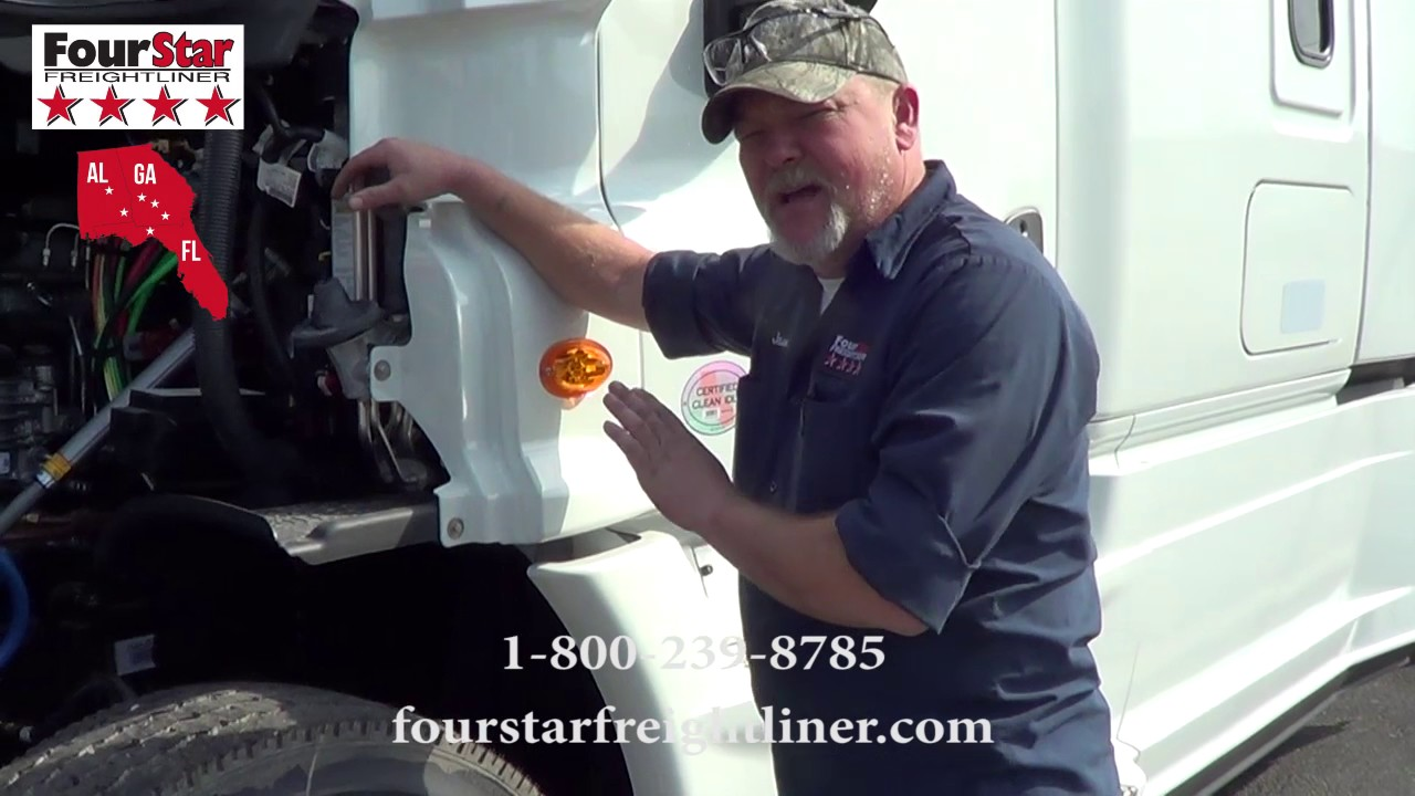 Is Your Freightliner Experiencing A Hard Start Youtube Fl70 Fuse Panel Diagram For 97