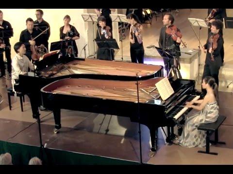 Mozart concerto for two pianos KV 365