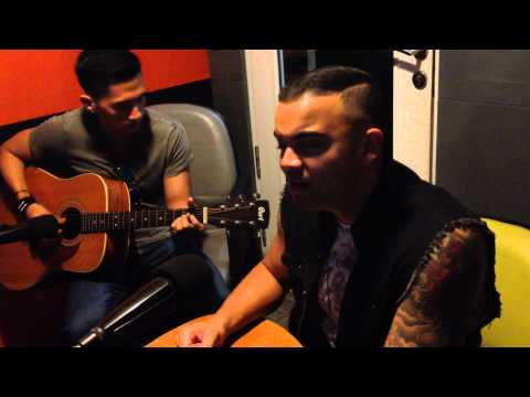 Guy Sebastian - Like a Drum (Live Acoustic on Prambors Radio)