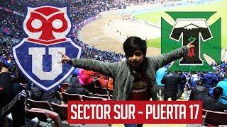 U DE CHILE 2 VS TEMUCO 1 - TRIUNFO SUFRIDO EN EL NACIONAL