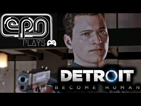 Detroit: Become Human Demo! - Let's Play & Chat