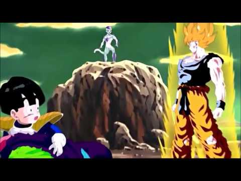 Goku's Super Saiyan Transformation -  Kai (new music!)