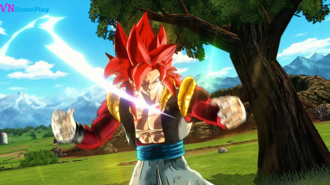 7 Viên Ngọc Rồng Siêu Cấp - Vegeta, Goku Super Saiyan Blue vs Gogeta Super  Saiyan 4