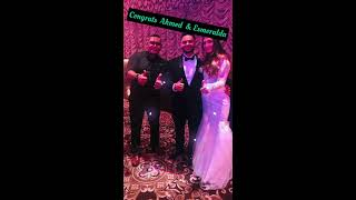 Anthony's Pier 9 wedding /DJ MO-ATF ENTERTAINMENT/Spanish wedding dj/Egyptian wedding dj/American dj
