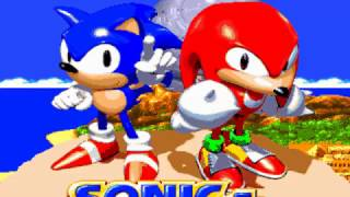 Sonic and Knuckles Walkthrough