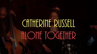 """Catherine russell performing selections from her grammy® nominated album """"alone together"""" at birdland jazz club, nyc, february 2019.catherine : vocal..."""