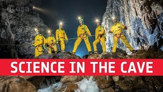 Science in the cave