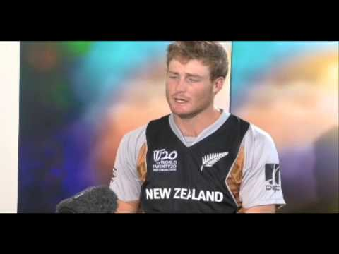 INTERVIEW: Martin Guptill and Jesse Ryder