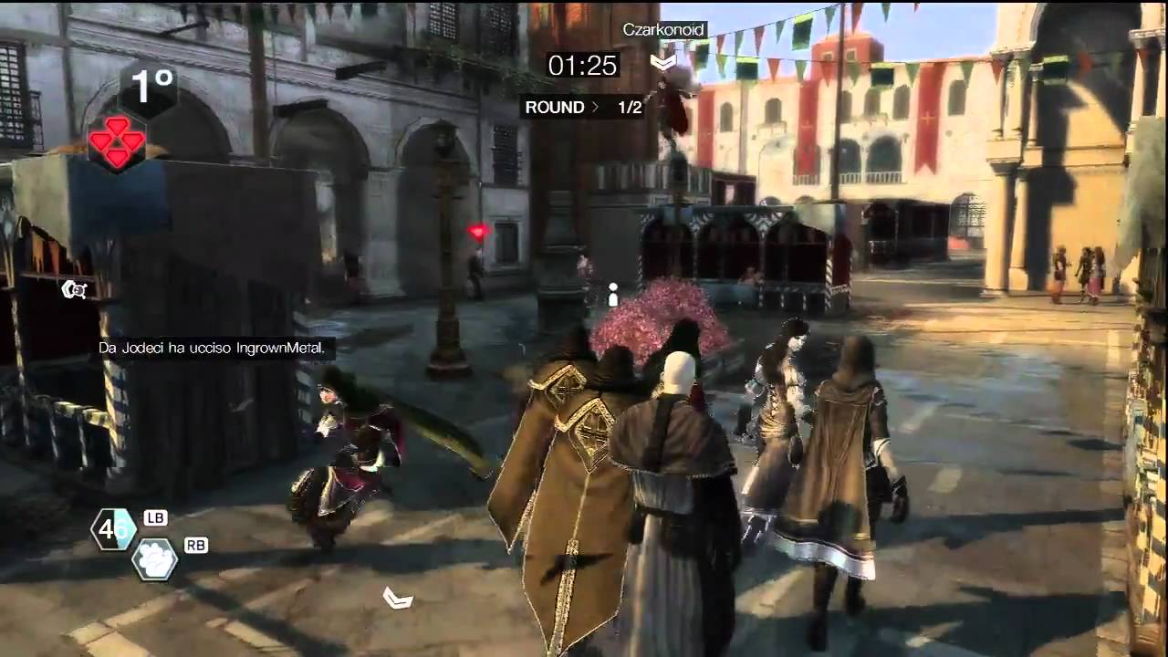 Assassin's creed brotherhood multiplayer slow matchmaking
