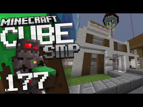 Minecraft Cube SMP S1 Episode 177: Job Center