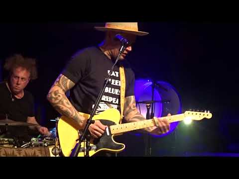 """No Mercy In This Land"", Ben Harper & Charlie Musselwhite - Paris, Avril 2018"