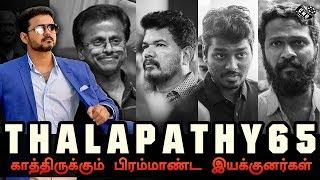 Thalapathy 65 – India Top Director Waiting for Vijay | Shankar | AR Murugadoss | Atlee