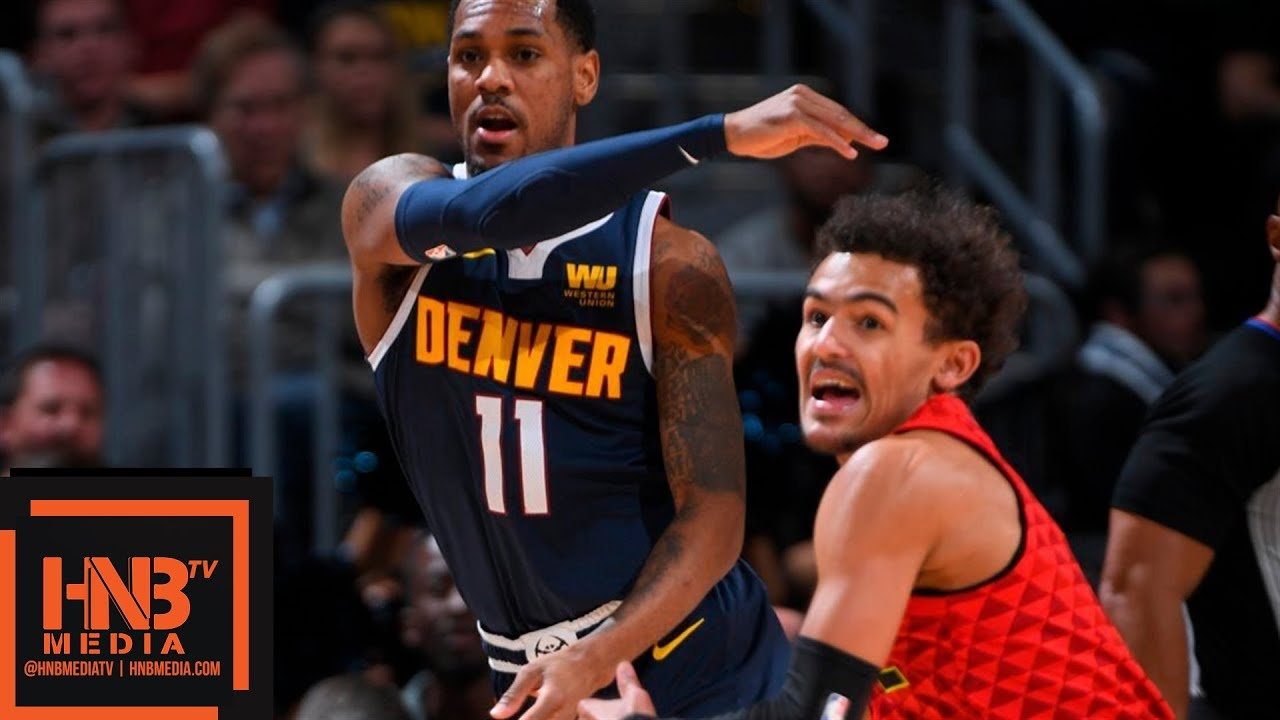 Atlanta Hawks vs Denver Nuggets Full Game Highlights | 11.15.2018, NBA Season