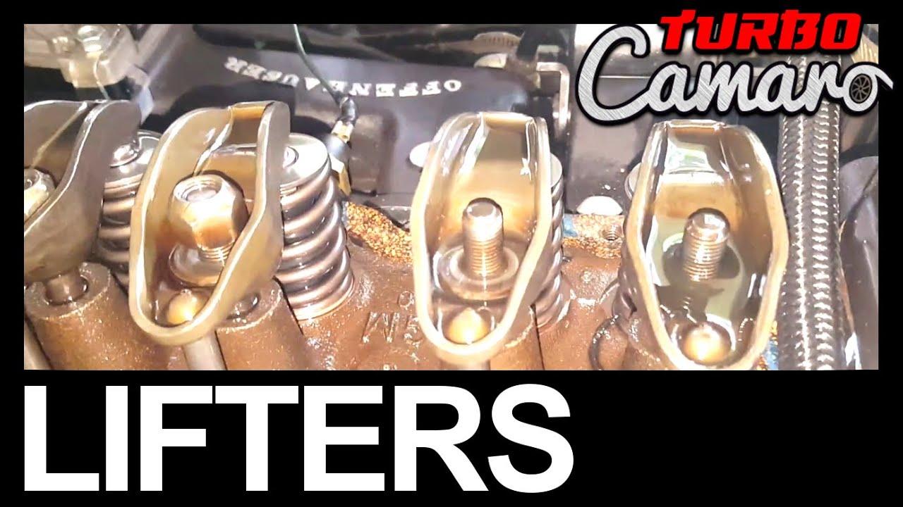 1967 Camaro - 250 Inline 6 - Adjust Hydraulic Lifters & Rocker Nuts