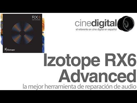 Corrección de problemas de audio con Izotope RX6
