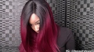 Sensationnel Stocking Cap Quality Custom Lace Wig - STRAIGHT