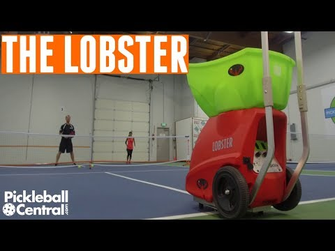 the-lobster-pickle-ball-machine-review