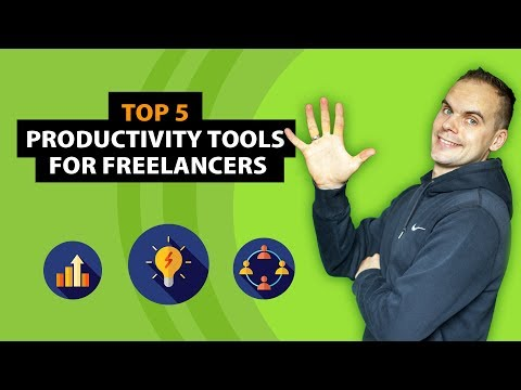 Top 5 Productivity Tools For Freelancers
