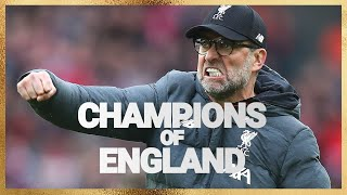 Download We Are Liverpool. Champions of England.