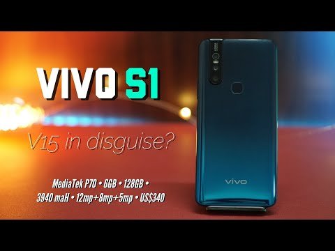 Vivo S1 V15 Unboxing Quick Look Should You Buy This Youtube
