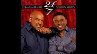 Gerald Albright & Norman Brown - 08.Champagne Life