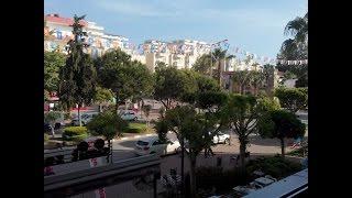 Изучаем центр Махмутлара. Магазины, цены, парк. Аланья, Турция.