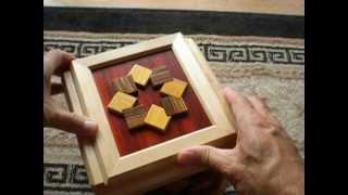 The King Cubi Quaternary Box Opens In 1536 Steps !!(karakuri).avi