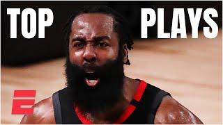 Top Plays: Heat vs. Bucks Game 2, Thunder vs. Rockets Game 7 | 2020 NBA Playoffs