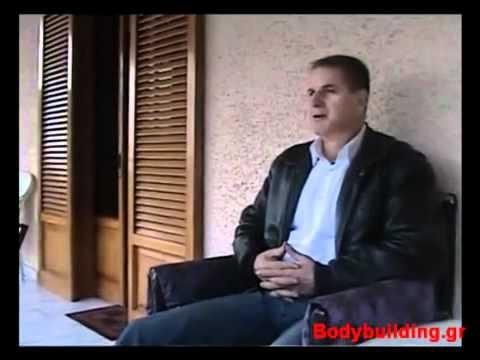 a3ae77302a Σπύρος Μπουρναζος - Ο μεγαλύτερος Έλληνας bodybuilder ! part 2 3 - YouTube