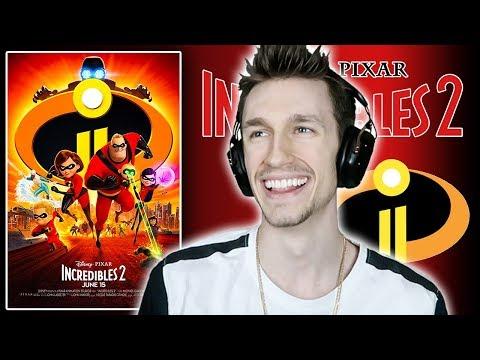 The Incredibles 2 is legitimately AMAZING