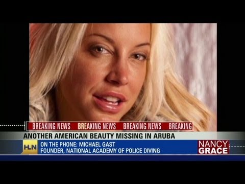 Another American Beauty Missing in Aruba