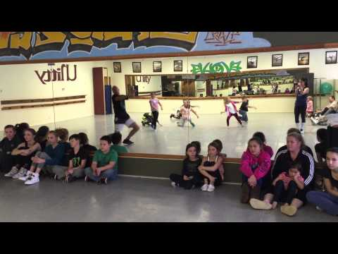 Beg kids hip hop unity school of dance