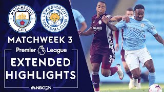 Jamie vardy and the foxes stunned manchester city at etihad, handing pep guardiola his worst-ever home result in a 5-2 rout. #nbcsports #premierleague #m...