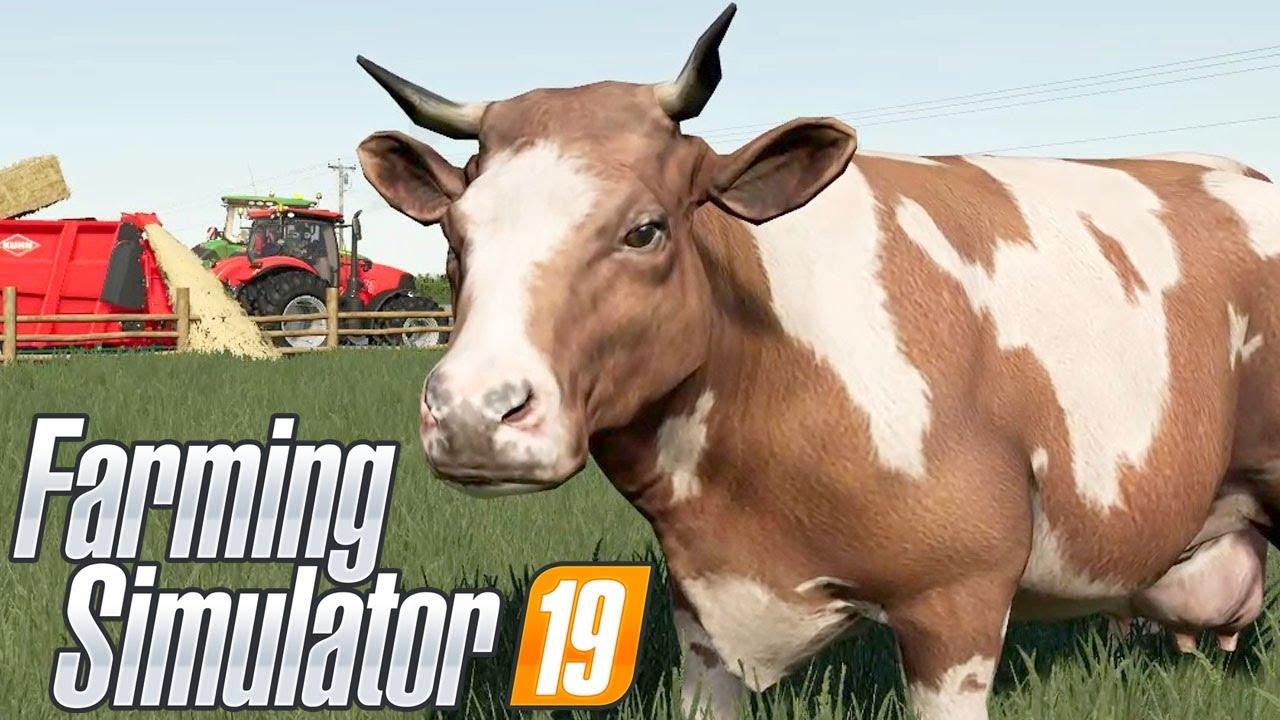 PREPARANDO O CURRAL DOS ANIMAIS | Farming Simulator 19 | Lone Oak Farm - Episódio 68